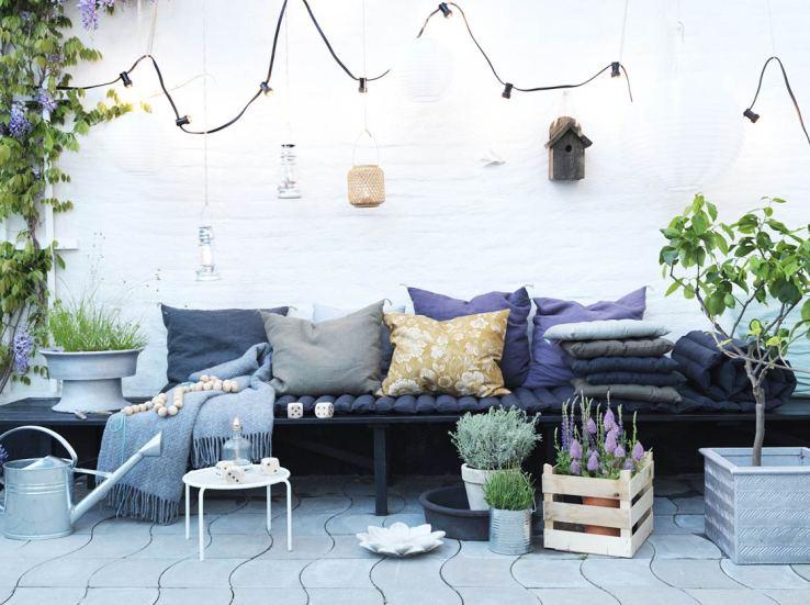Déco terrasse : Créer un coin pour chiller !