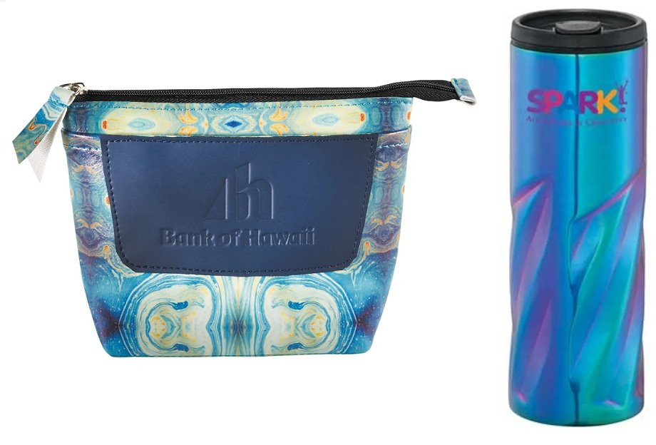 Colorful Promotional Items
