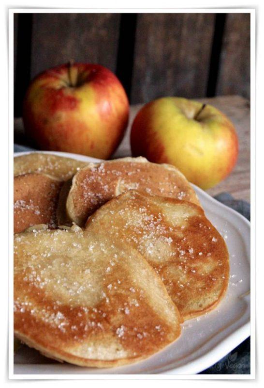Apfel-Küchlein..