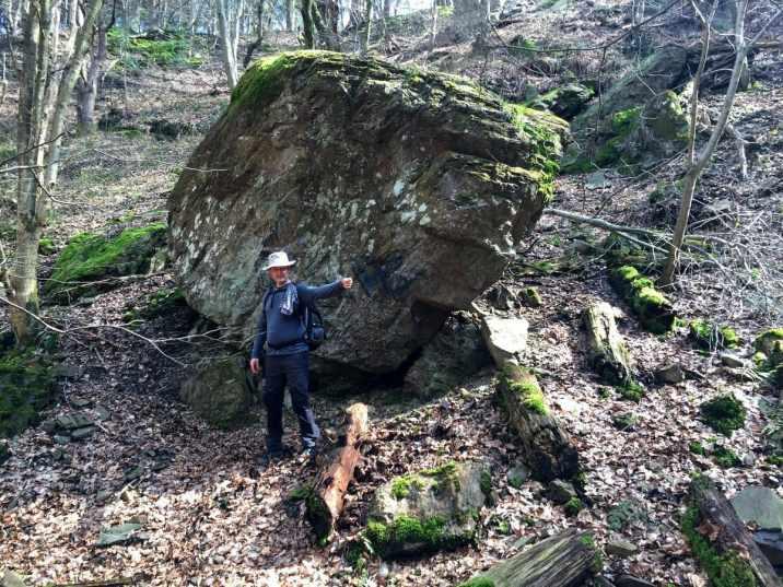 Ein Steinchen
