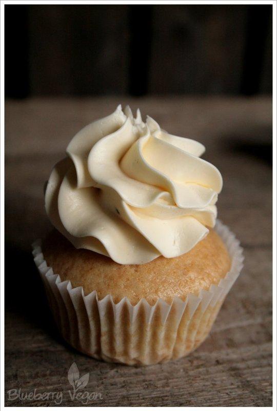 Vanille-Cupcake