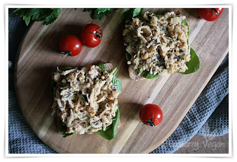 [cml_media_alt id='6349']veganer Thunfischsalat aus Jackfruit[/cml_media_alt]