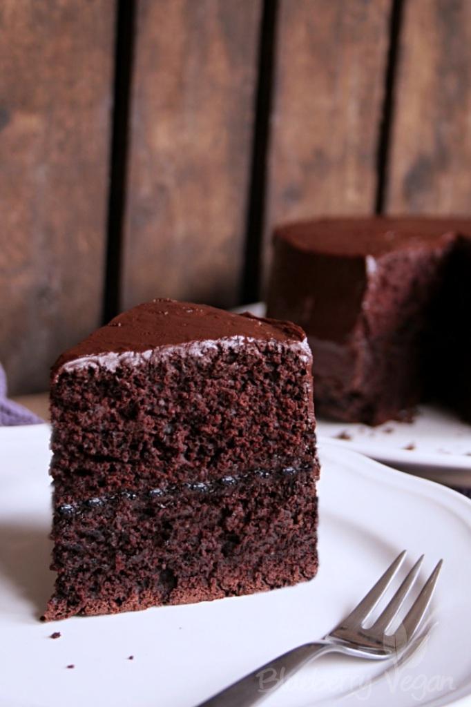 Schokoladenkuchen für Chocoholics
