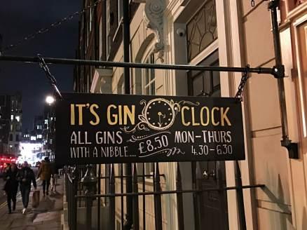 Gin O Clock