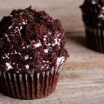 Süße Maulwurfshügel-Muffins
