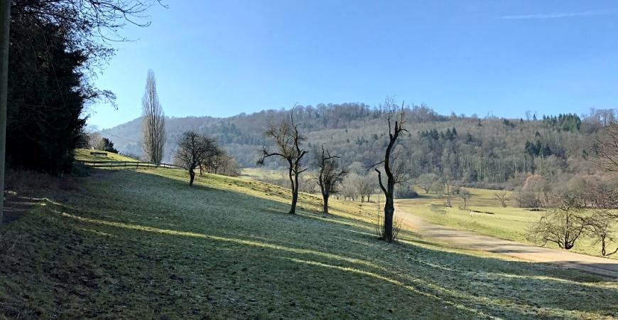 Wanderung um den Schönberg bei Freiburg