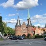 Die Via Baltica – Ankunft in Lübeck