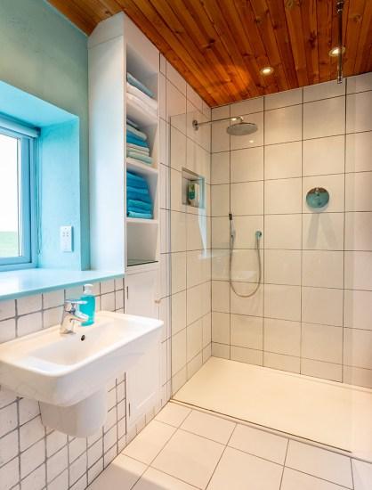Sunbeam  shower room