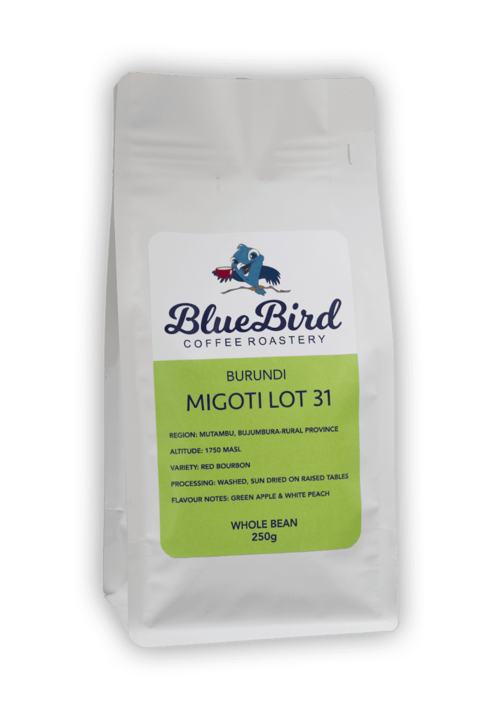 Burundi Coffee - Migoti Lot 31