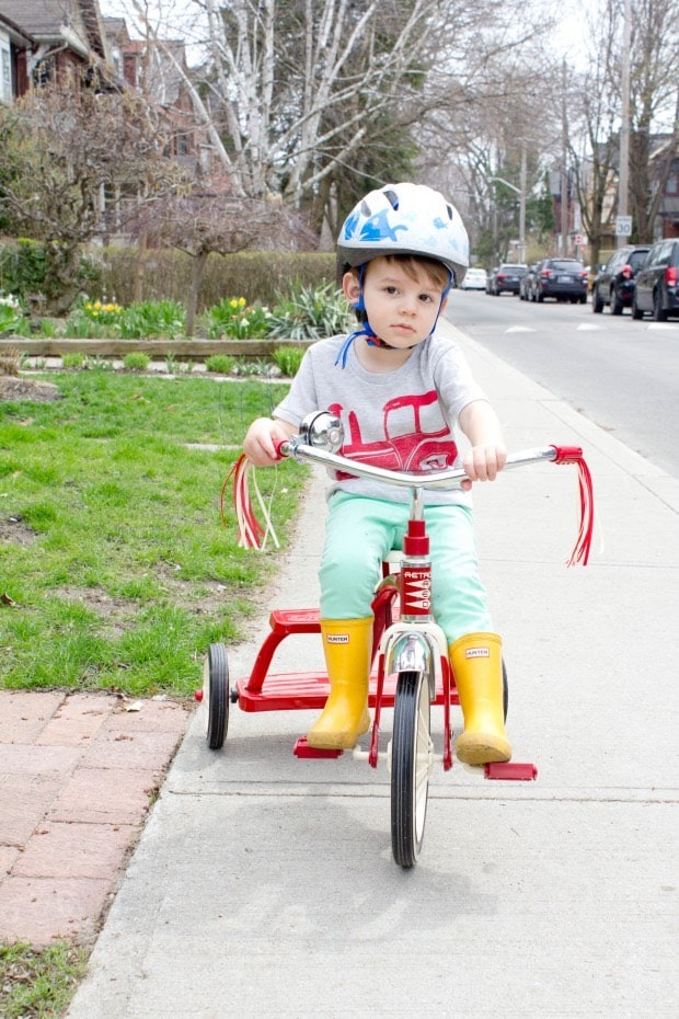 Image result for riding a trike