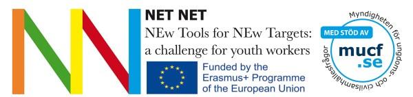 Logo Progetto Erasmus+ NETNET