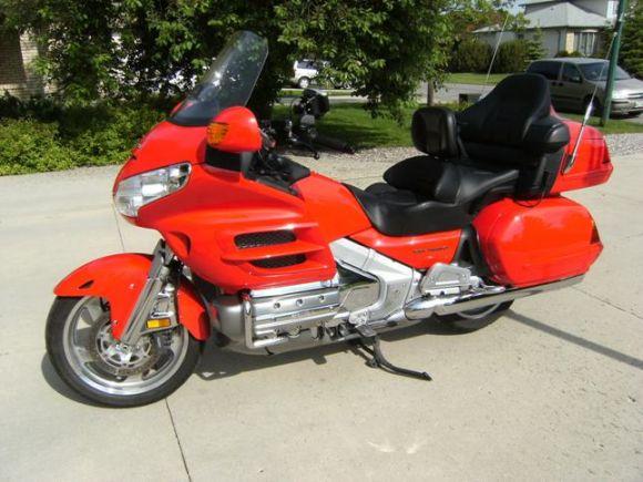 Goldwing Honda Motorcycle Tires
