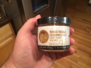 Mango Masala Seasoned Salt