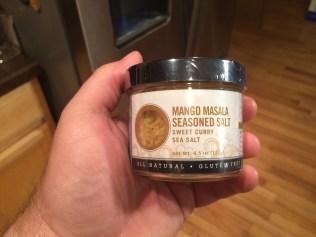 Mango Masala Seasoned Salt