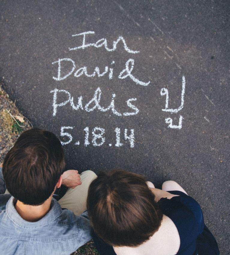 Caitlin and Eric Adoption Announcement!!