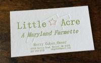Little Acre - Big design