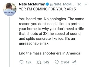 NMcMurray Ratio
