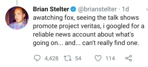 Stelter ratio