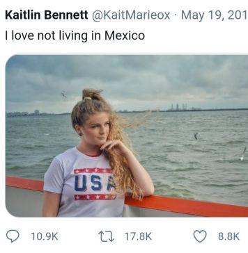 Kaitlyn Bennett Ratio