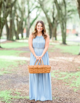 Picnic and Champagne Toast are perfect for a fun and romantic engagement session | Photo Credit: The Veil Wedding Photography