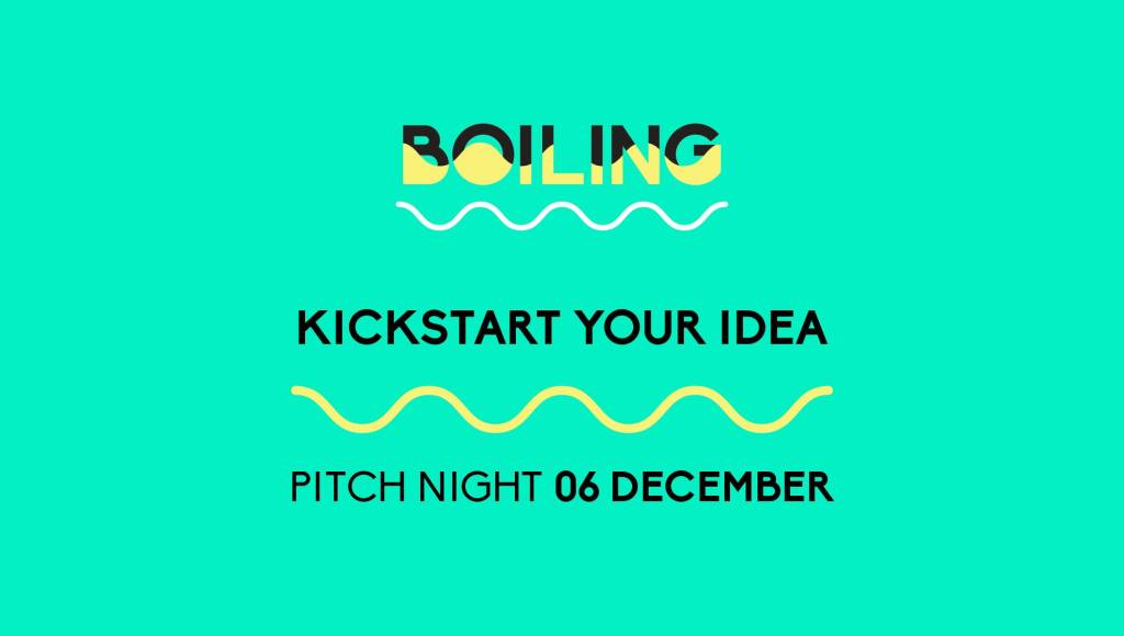 Boiling Rotterdam Instant crowdfunding