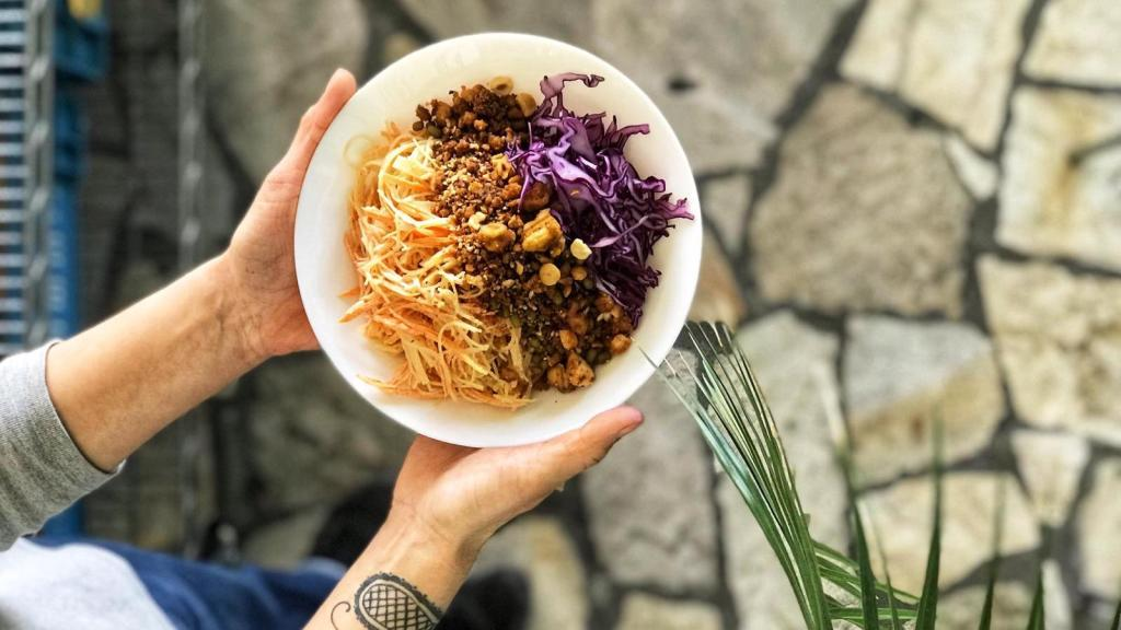 thaise noodlebowl Food&Footnotes