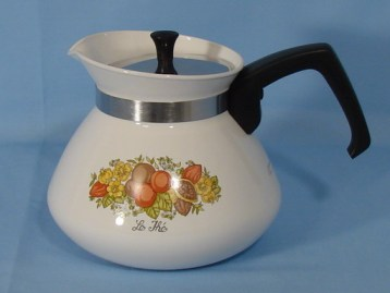 Spice O' Life tea kettle