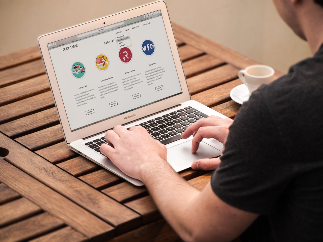 Why Website Copy Is About Value