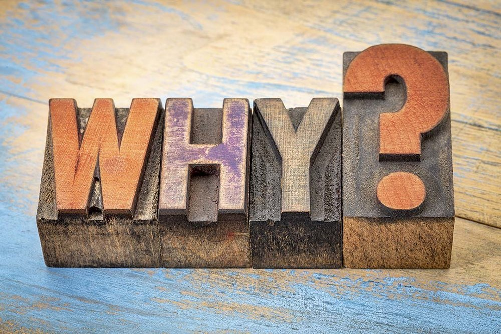 Find your Why!