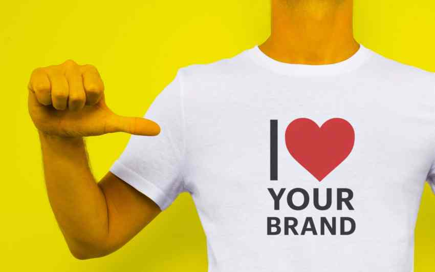I love your brand