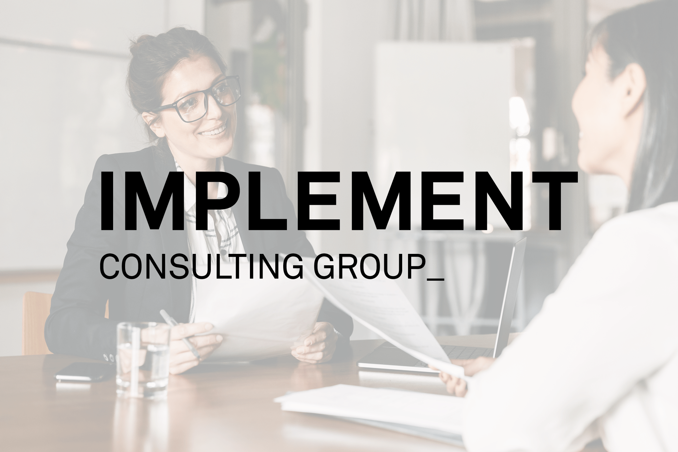 Implement Consulting Group - Digitalisering af CV'er