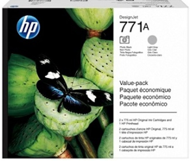 Hp P2v50a Value Pack