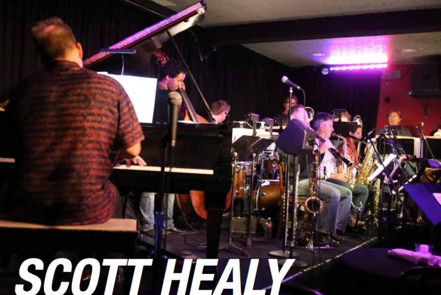 Scott Healy Ensemble at Vitello's 1/21/14