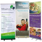 Roller Banners and Exhibition Graphics