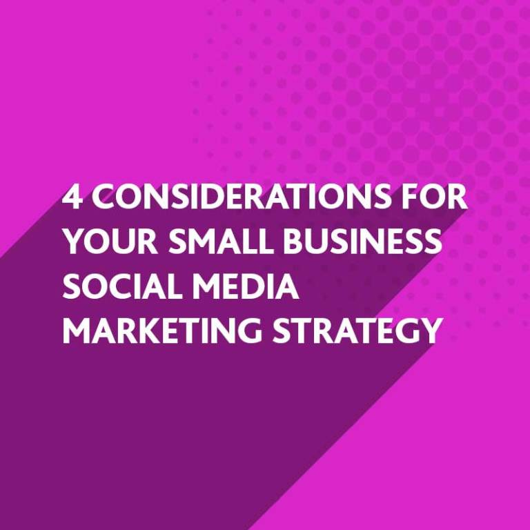 Social Media Marketing Strategy Tips for your Small Business