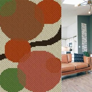 Downside C2C Corner to Corner Crochet Pattern