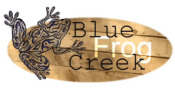 Blue Frog Creek