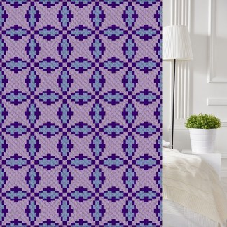 rendition corner to corner c2c crochet pattern