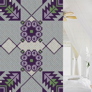 Charmed Life C2C Corner to Corner Crochet Pattern
