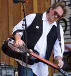 Jerry Douglas at Telluride Bluegrass (Benko Photographics)