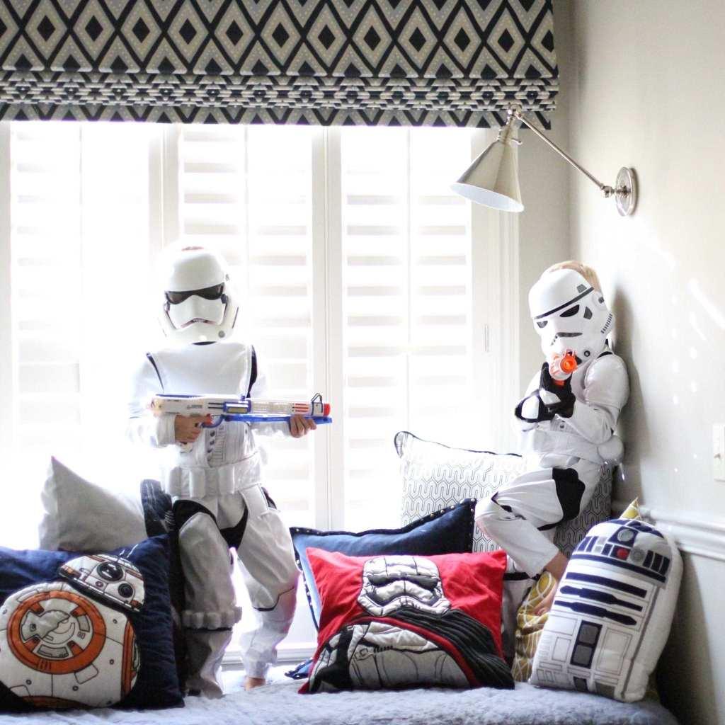 Star Wars Big Boy Bedroom