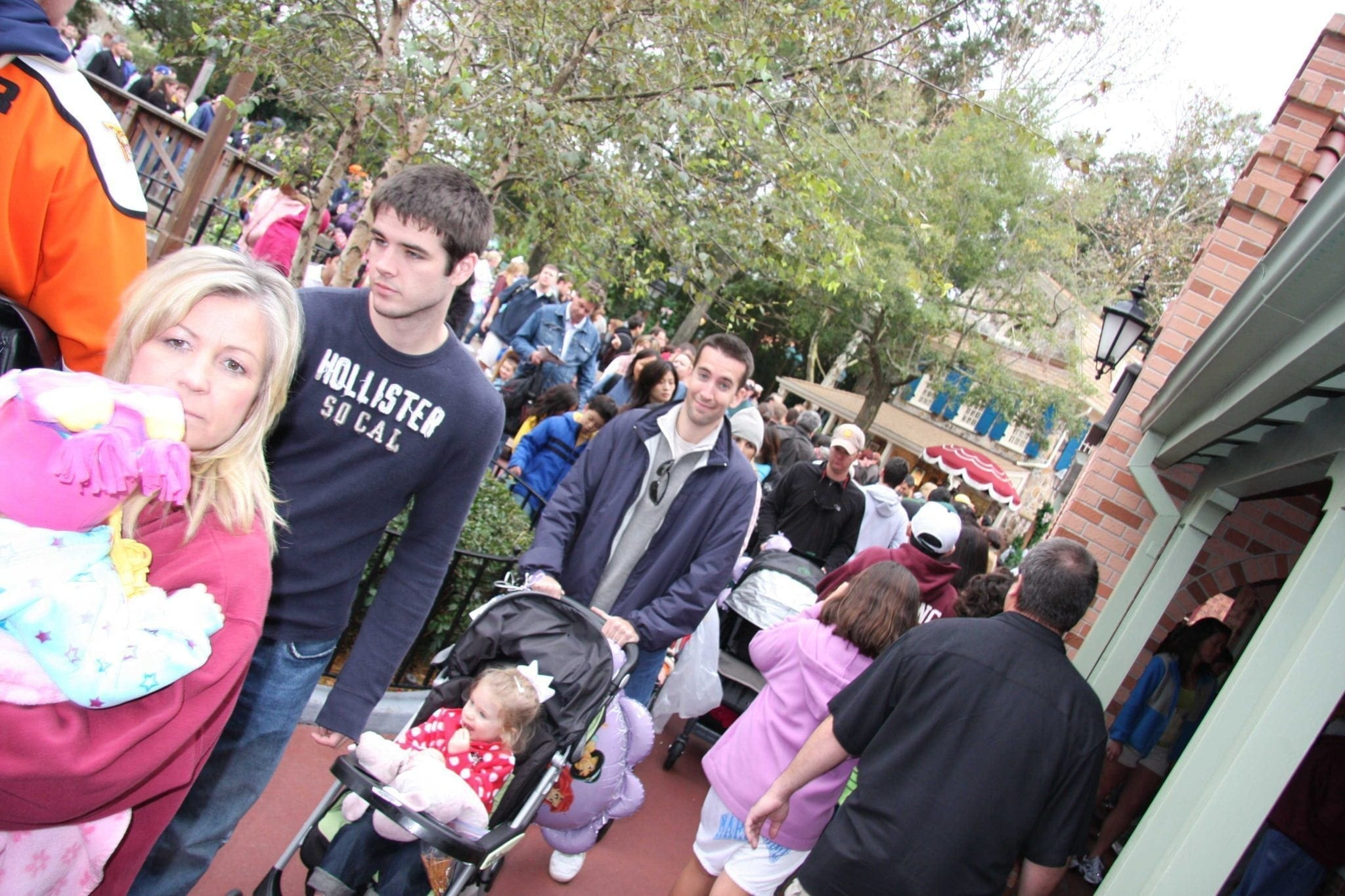 Disney Dad - how to keep a Dad happy on a Disney vacation!