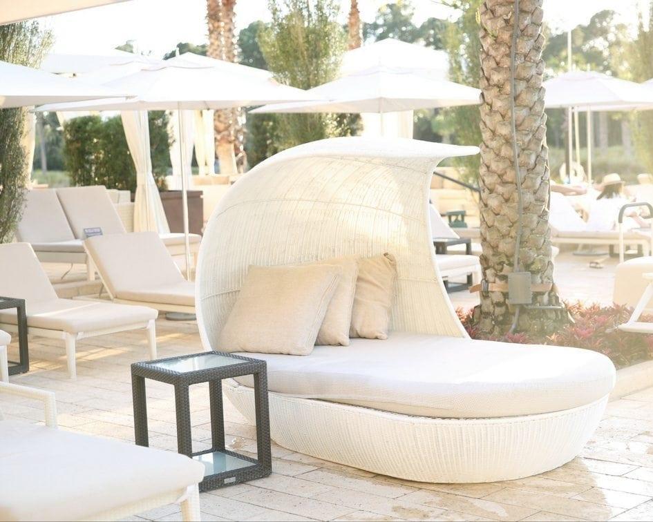 outdoor furniture at four seasons orlando