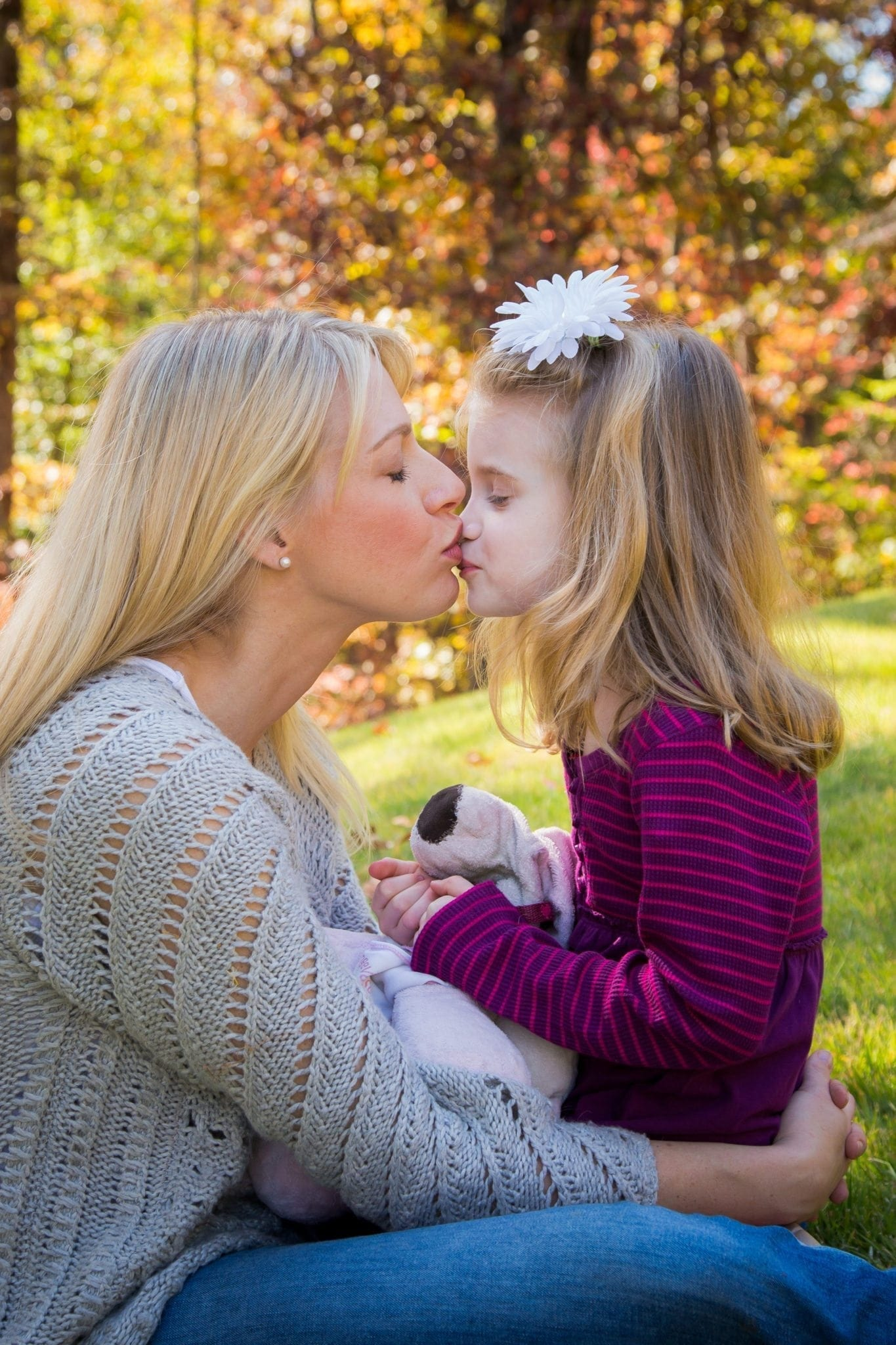 Motherhood. Raising a girl in the current world.