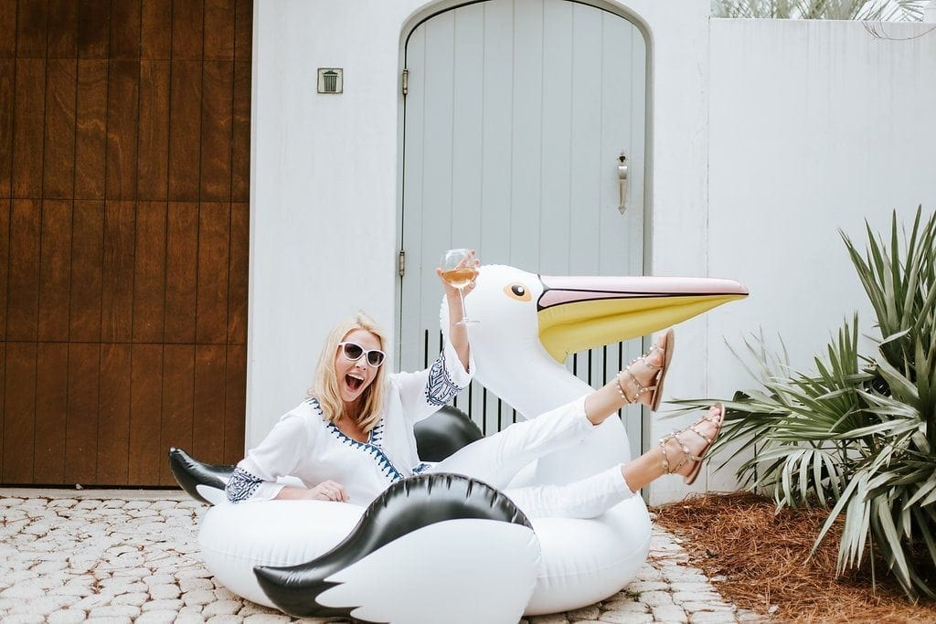Fun pool rafts for kids for the summer.