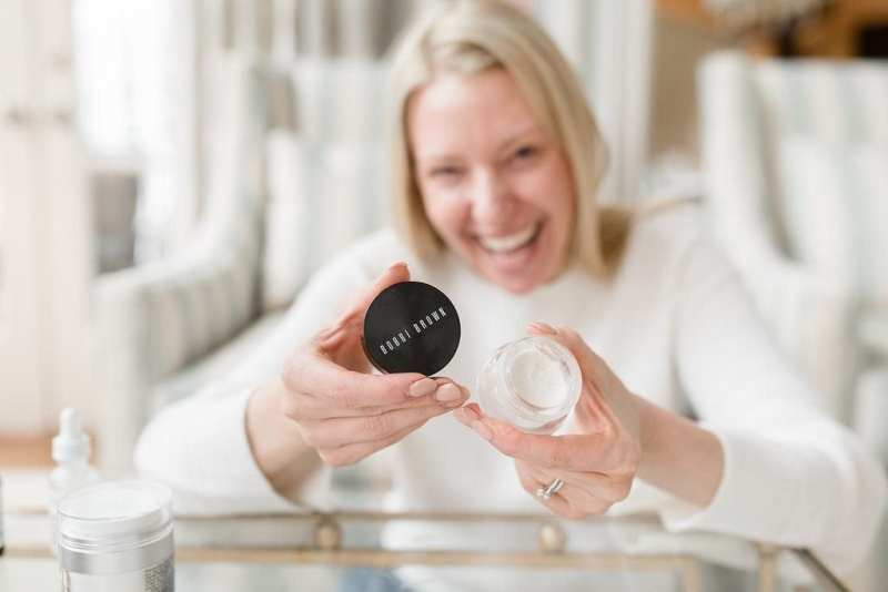 Best eye cream for women. Bobbi Brown eye cream.