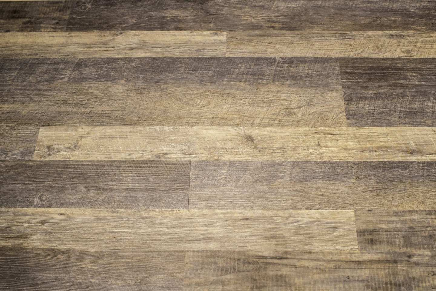 Installing vinyl flooring that looks like hardwood. Tips and tricks to do it right.