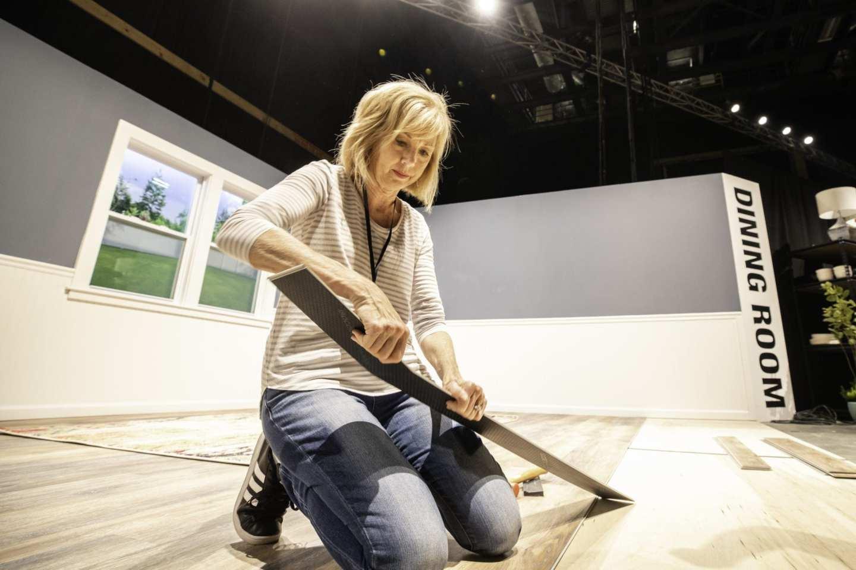 How to install lifeproof vinyl plank flooring.