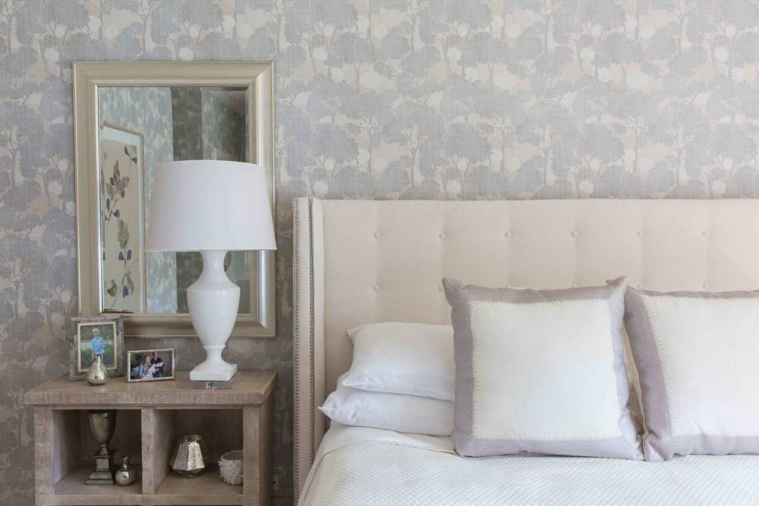 How wallpaper can change your entire room.