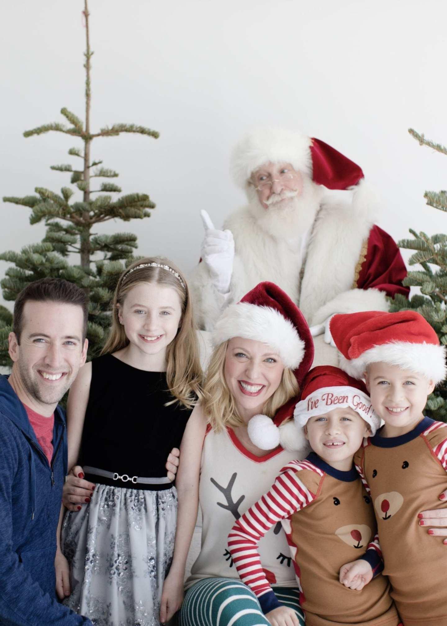 Family Christmas Pictures Atlanta